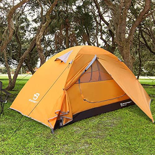 Top 10 Zelt 2 Personen Leicht – Kuppelzelte